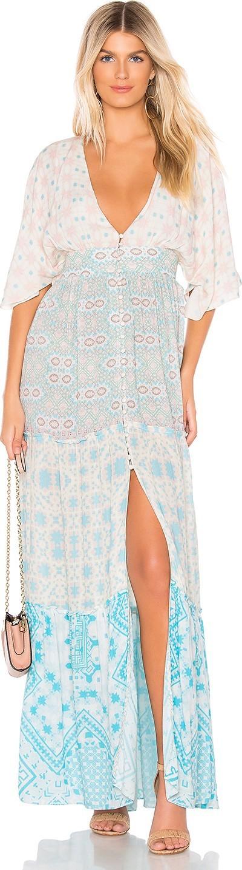 Hemant and Nandita x REVOLVE Tile Maxi Dress