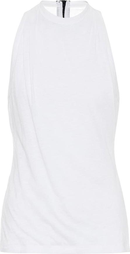 RtA Sabrina cotton-blend tank top