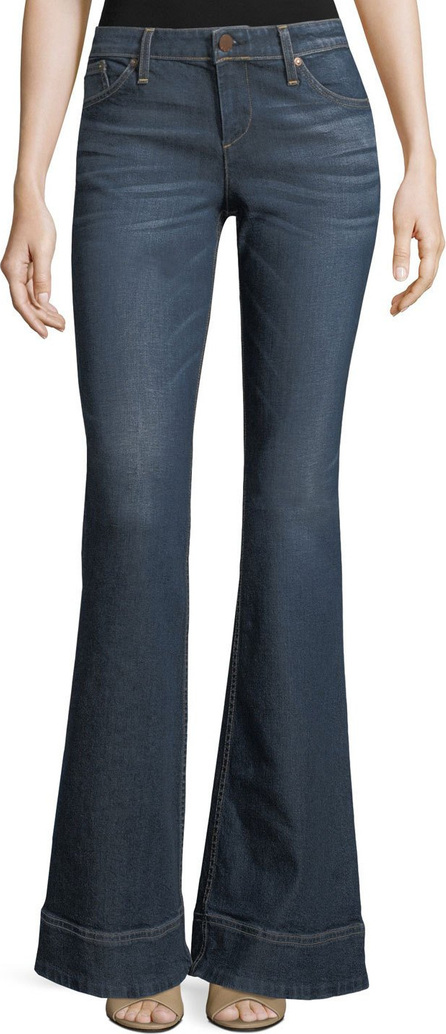AO.LA Beautiful Low-Rise Bellbottom Jeans