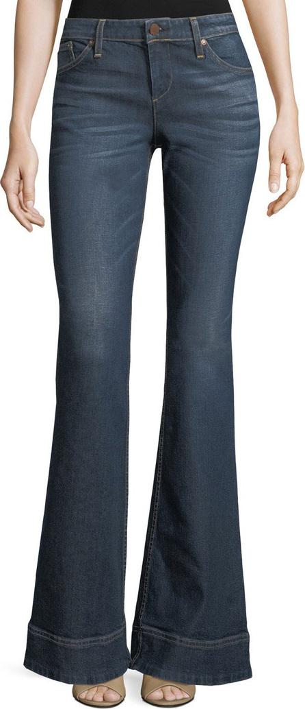 AO.LA Beautiful Low-Rise Bellbottom Jeans