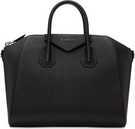 Givenchy Black Medium Antigona Bag