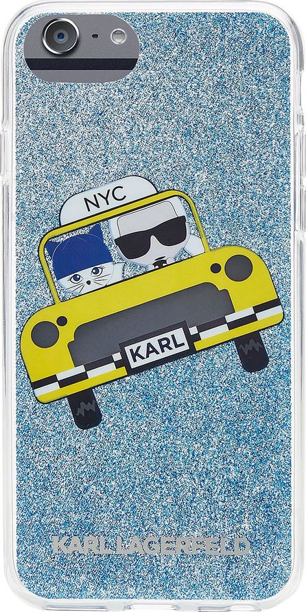 Karl Lagerfeld NYC Taxi iPhone 7 Case
