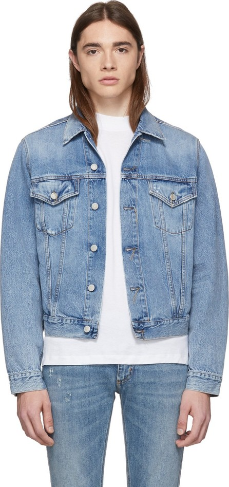 Acne Studios Blue Blå Konst Denim 1998 Jacket