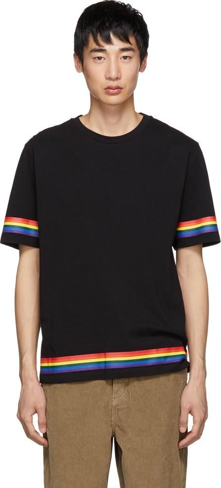LOEWE Black Rainbow T-Shirt
