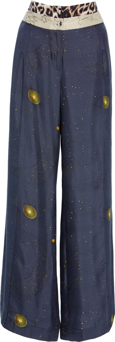 La Prestic Ouiston Allen Silk Pants
