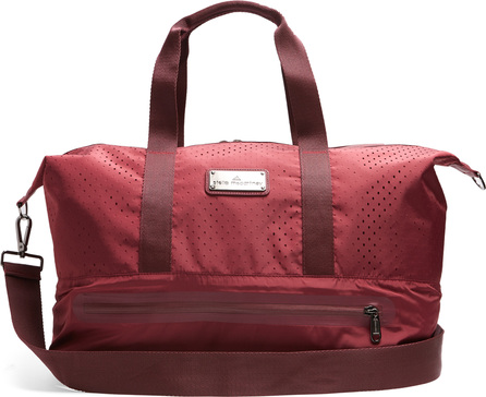 Adidas By Stella McCartney Logo-tag perforated tote