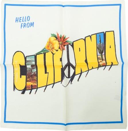 Amélie Pichard california postcard scarf