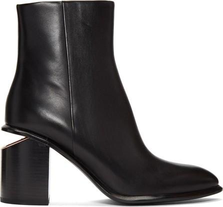 Alexander Wang Black Anna Boots