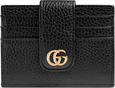 Gucci Petite Marmont Snap Card Case