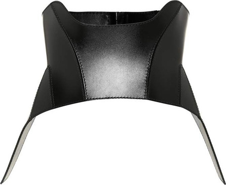 Alexander McQueen Leather corset belt
