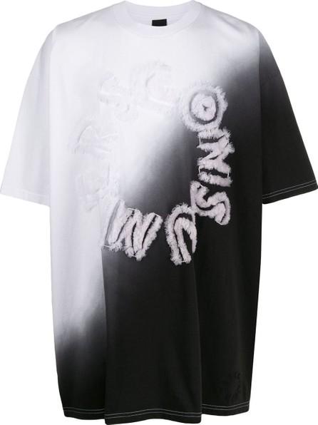 Camper Lab X Bernhard Willhelm oversized T-shirt