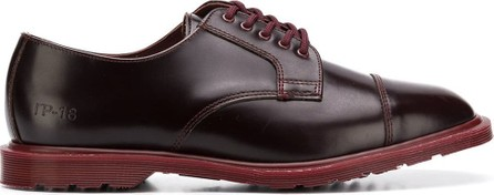 Gosha Rubchinskiy Gosha Rubchinskiy x Dr. Martens leather derby shoes