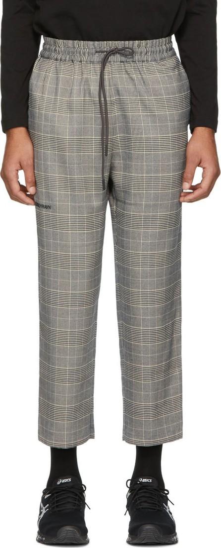 Han Kjobenhavn Grey Cropped Trousers