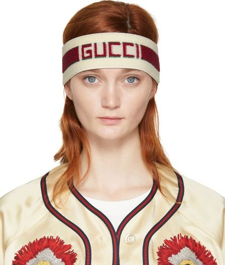 Gucci Ivory Queen Headband