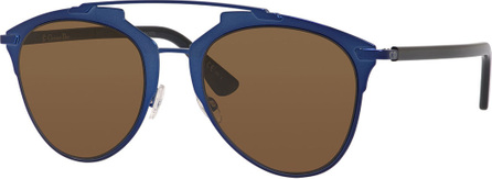 "Dior ""Dior Reflected"" Peaked Aviator Sunglasses"