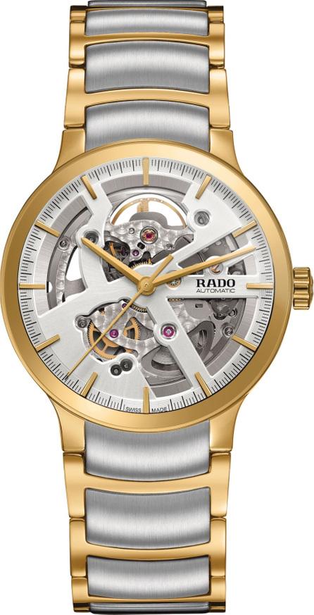 Rado Centrix Open Heart Bracelet Watch, 38mm