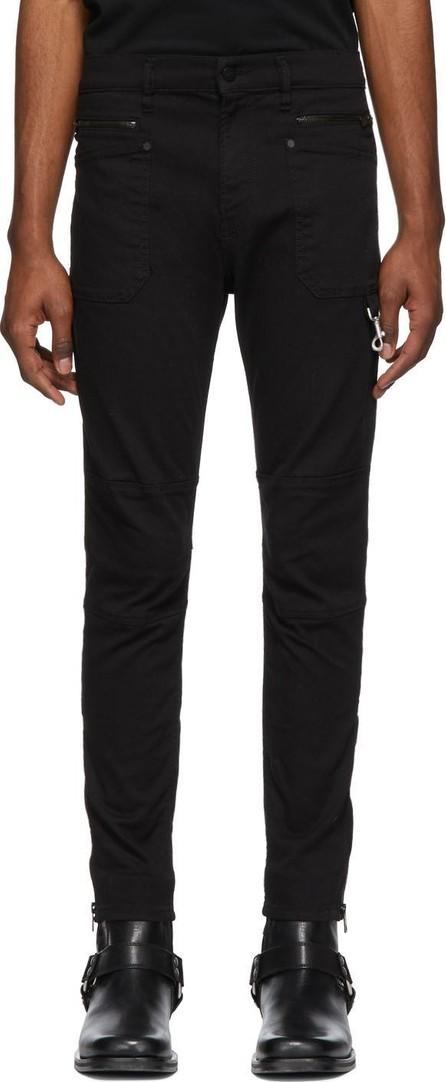 Diesel Black D-Phormer Jeans