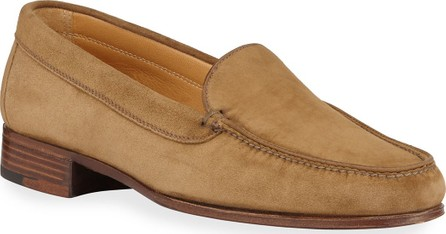 Gravati Venetian Suede Loafers