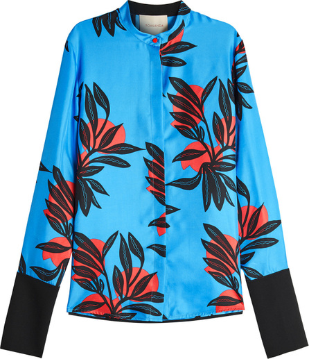 Roksanda Imani Printed Silk Shirt