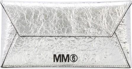 MM6 Maison Margiela Crinkled envelope pouch