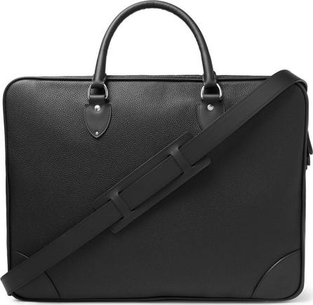Globe-Trotter Centenary Full-Grain Leather Briefcase
