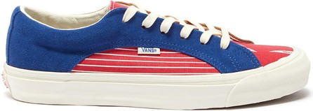 Vans 'OG Lampin LX' colourblock canvas sneakers
