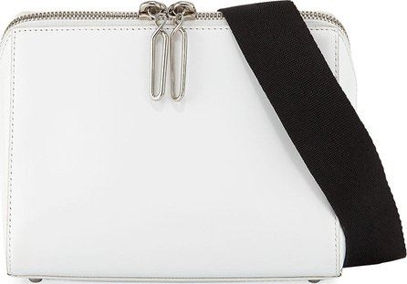 3.1 Phillip Lim Leather Ray Triangle Crossbody Bag