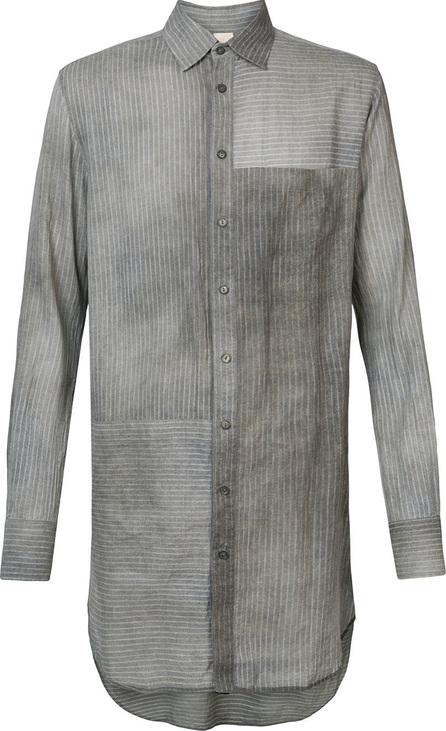 Forme D'expression Elongated longsleeved shirt