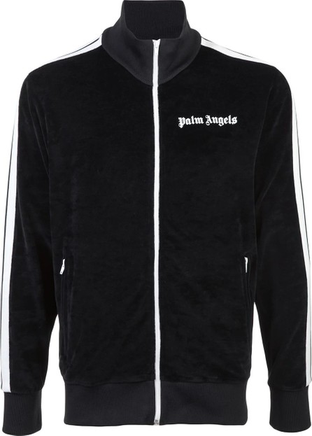 Palm Angels turtle neck sports jacket