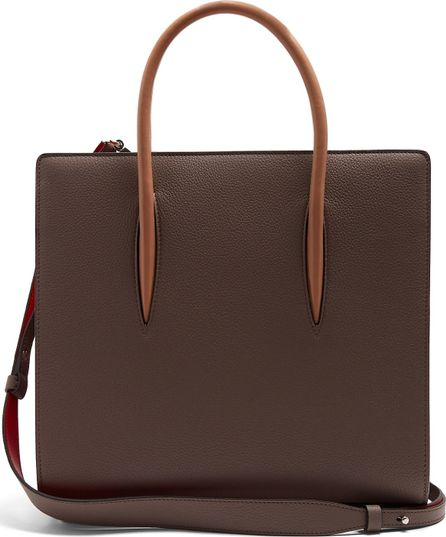 Christian Louboutin Paloma medium grained-leather tote