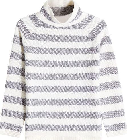 Max Mara Osvaldo Striped Cashmere Pullover