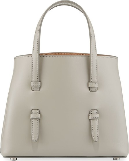 Alaïa Smooth Leather Tote Bag with Flower Strap