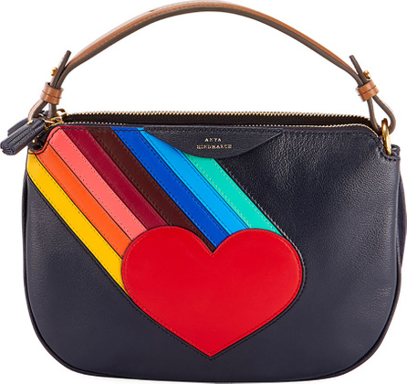 Anya Hindmarch The Soft Stack Rainbow Crossbody Bag