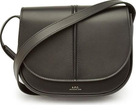 A.P.C. Betty Leather Shoulder Bag