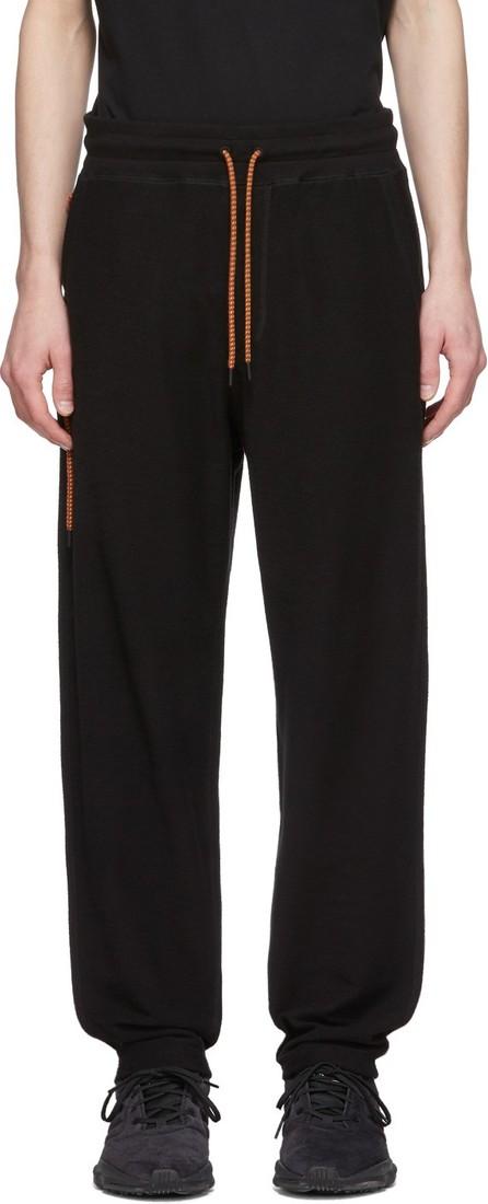 Craig Green SSENSE Exclusive Black Laced Lounge Pants