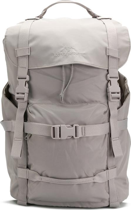 PUMA Large buckled backpack