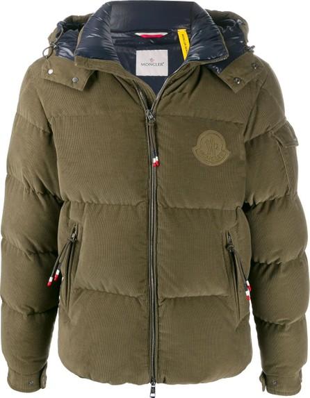 Moncler Frares zip-front padded jacket