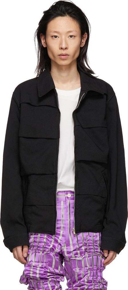Comme Des Garçons Homme Plus Black Serge Jacket