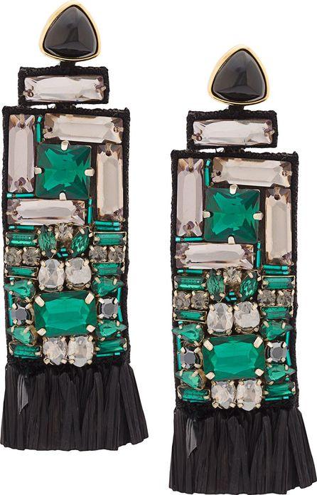 Lizzie Fortunato City earrings