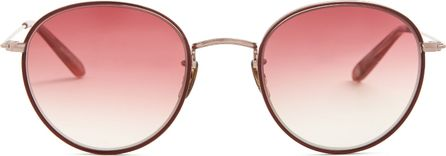 GARRETT LEIGHT Paloma 50 round-frame sunglasses