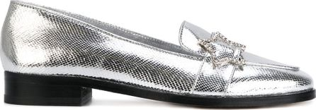 Alexa Chung star detail loafers