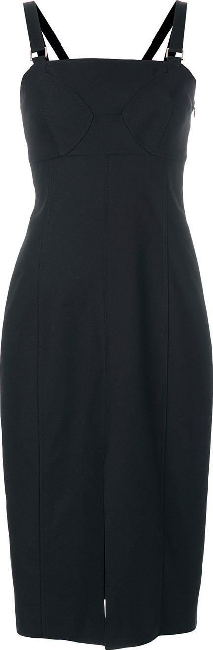 Proenza Schouler Fitted midi dress