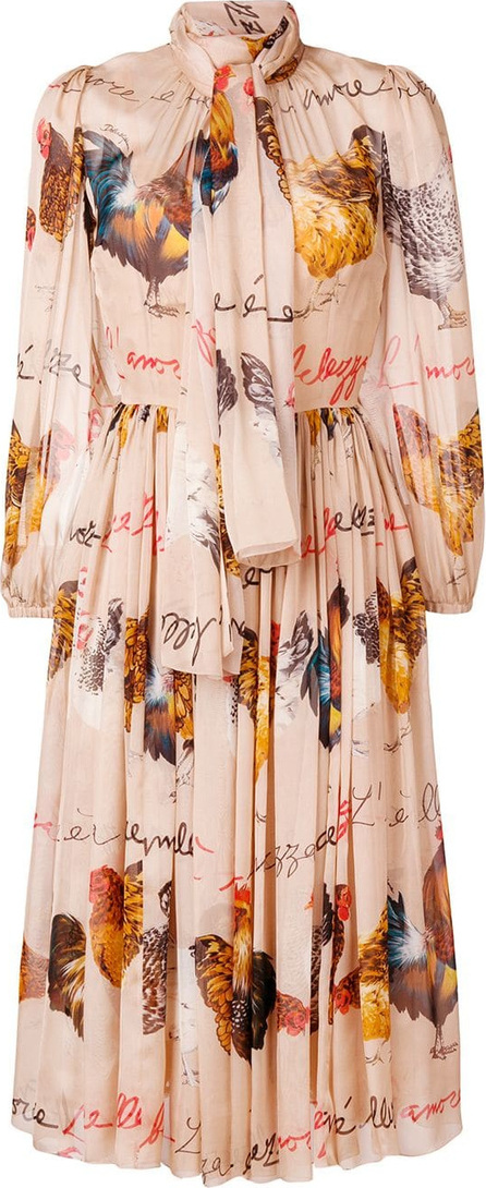 Dolce & Gabbana Chiffon dress