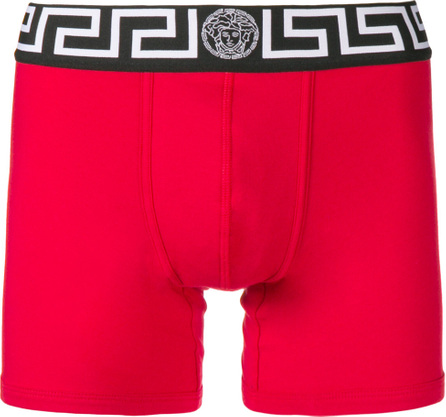 Versace Logo band boxer briefs