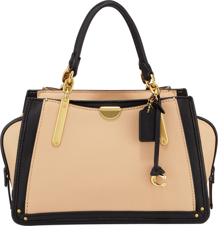 COACH 1941 Dreamer 21 Colorblock Satchel Bag