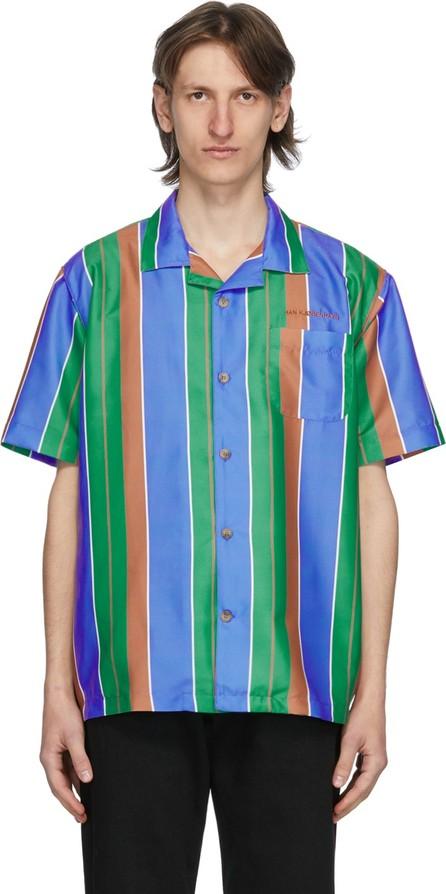 Han Kjobenhavn Multicolor Summer Short Sleeve Shirt
