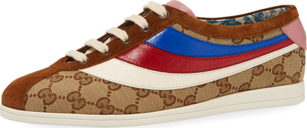 Gucci Falacer GG Fabric Trainer Sneaker