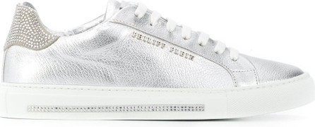 Philipp Plein Crystal low-top sneakers