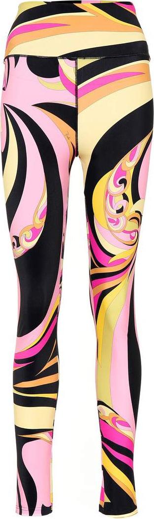 Emilio Pucci Printed leggings