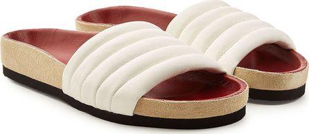 Isabel Marant Hellea Leather Sandals